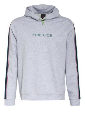 FIRE+ICE Hoodie HECTOR mit Galonstreifen