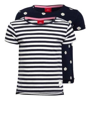 s.Oliver 2er-Pack T-Shirts