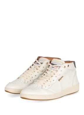 Blauer Hightop-Sneaker MURRAY