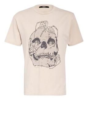 tigha T-Shirt SKULL & SPIDER LESSIO