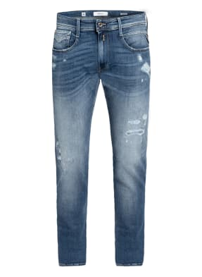 REPLAY Destroyed Jeans ANBASS Slim Fit