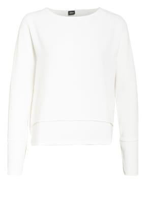 s.Oliver BLACK LABEL Shirt im Materialmix