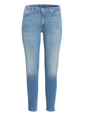 7 for all mankind Skinny Jeans HIGH WAIST SKINNY CROP