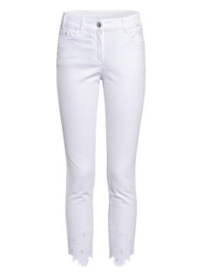 SPORTALM 7/8-Jeans mit Stickereien