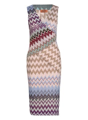 MISSONI Strickkleid mit Glitzergarn