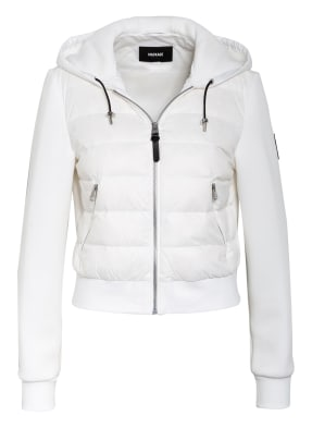 Mackage Sweatjacke RAMONA im Materialmix