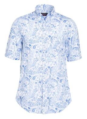 PAUL & SHARK Kurzarm-Hemd aus Leinen