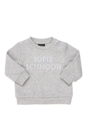 PETIT BY SOFIE SCHNOOR Sweatshirt mit Glitzergarn