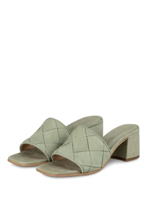 KENNEL & SCHMENGER Mules POLLY