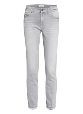 CAMBIO Skinny Jeans PARIS mit Schmucksteinbesatz