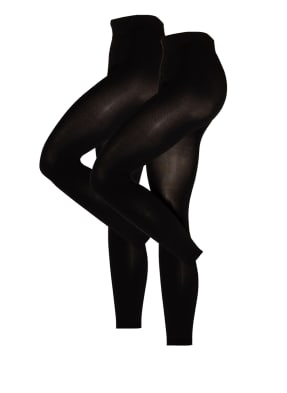 FALKE 2er-Pack Feinstrumpf-Leggings