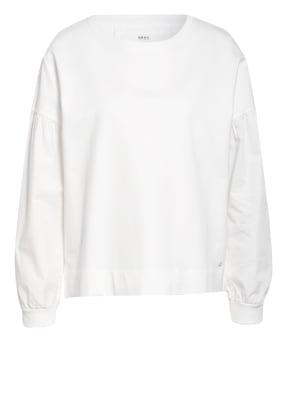 BRAX Pullover BO im Materialmix