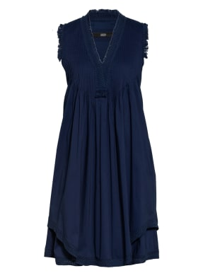 STEFFEN SCHRAUT Kleid mit Spitzenbesatz