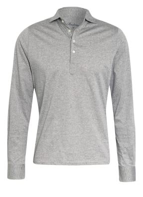 Stenströms Jersey-Poloshirt Straight Fit