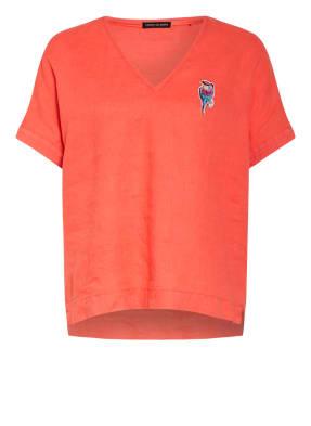 twenty six peers T-Shirt aus Leinen