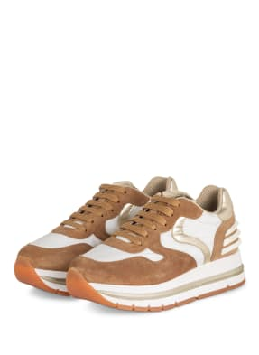 VOILE BLANCHE Plateau-Sneaker MARAN