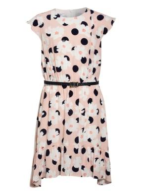 LIU JO Kleid mit Rüschenbesatz