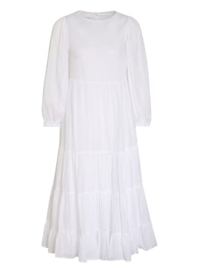 ottod'ame Kleid mit Volantbesatz