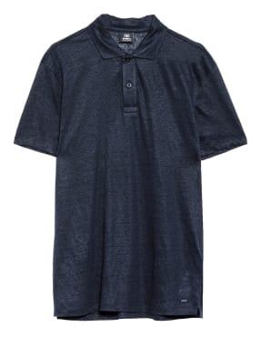strellson Jersey-Poloshirt DRAVEN aus Leinen