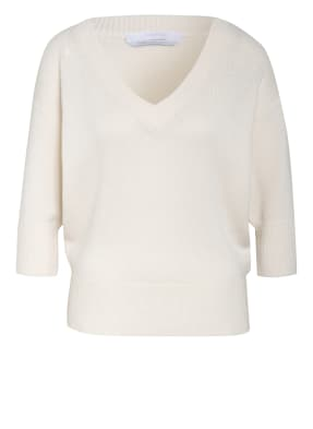 BOSS Cashmere-Pullover FORTINI mit 3/4-Arm