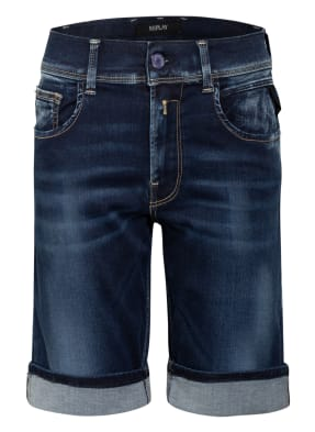 REPLAY Jeans-Shorts Super Slim Fit