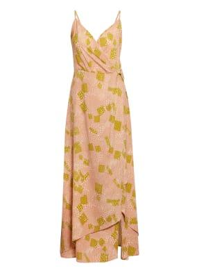 ILSE JACOBSEN Kleid in Wickeloptik