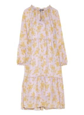 ILSE JACOBSEN Kleid mit Glitzergarn