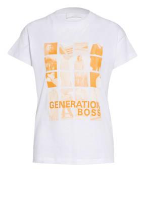 BOSS T-Shirt ECURATA STORY