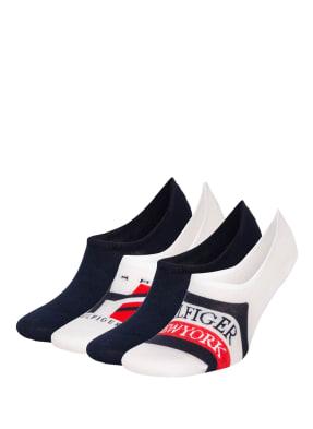 TOMMY HILFIGER 4er-Pack Sneakersocken