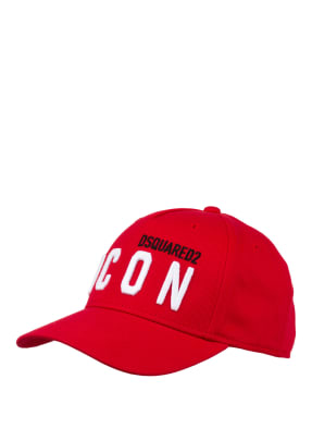 DSQUARED2 Cap ICON mit Stickereien