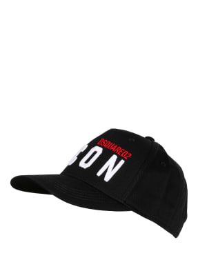 DSQUARED2 Cap ICON mit Stickereien