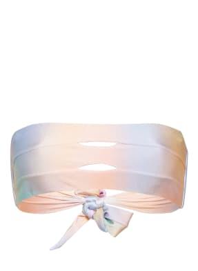 PILYQ Bandeau-Bikini-Top