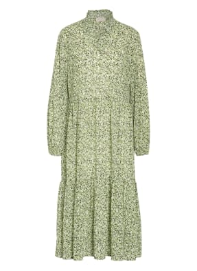 FREEQUENT Kleid SMILLAY mit Rüschenbesatz