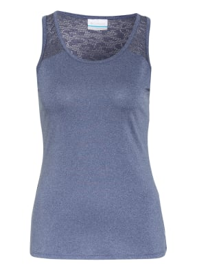 Columbia Tanktop Peak To Point™ mit Mesh-Einsatz