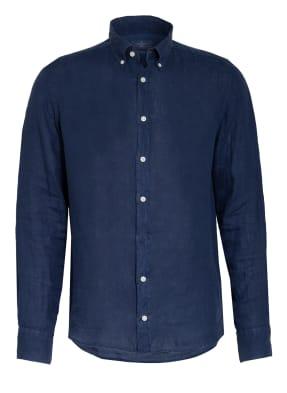 HACKETT LONDON Leinenhemd BROMPTON Slim Fit