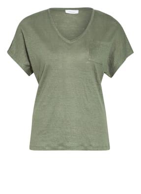 darling harbour T-Shirt aus Leinen