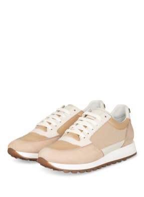 PESERICO Sneaker mit Paillettenbesatz