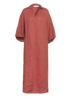 FABIANA FILIPPI Leinenkleid mit 3/4-Arm
