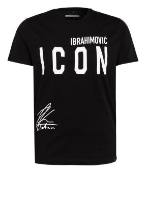 DSQUARED2 T-Shirt ICON IBRAHIMOVIC