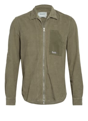 forét Cord-Overshirt