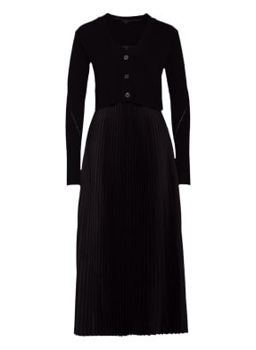ALL SAINTS Set: Kleid und Strickjacke ANDREA
