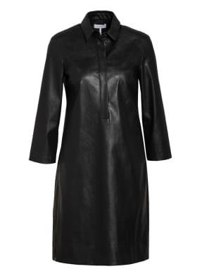 CINQUE Kleid CIDANIELO mit 3/4-Arm in Lederoptik