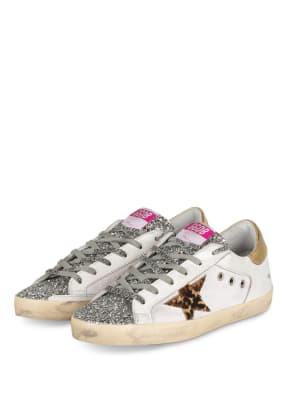 GOLDEN GOOSE Plateau-Sneaker