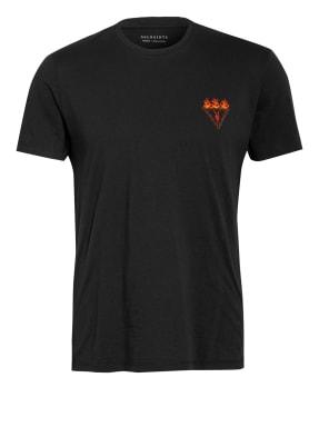 ALL SAINTS T-Shirt INFERNAL