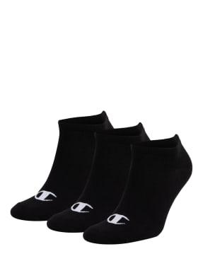 Champion 3er-Pack Sneaker-Socken