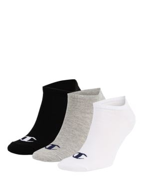 Champion 3er-Pack Sneaker-Socken