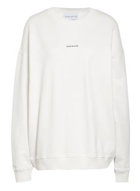 KARO KAUER Oversized-Sweatshirt IVORY