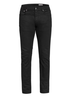 Alexander McQUEEN Jeans Extra Slim Fit mit Nietenbesatz