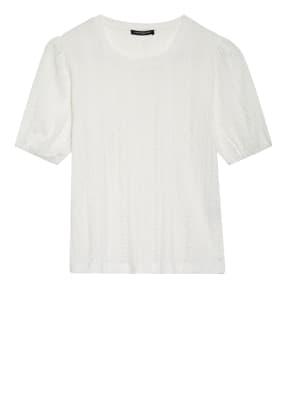 ONE MORE STORY T-Shirt mit Lochspitze