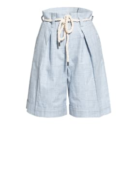 CLAUDIE PIERLOT Paperbag-Shorts EFFECTO
